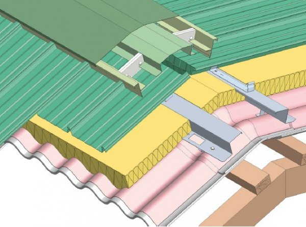 Zaključek sleme topla streha