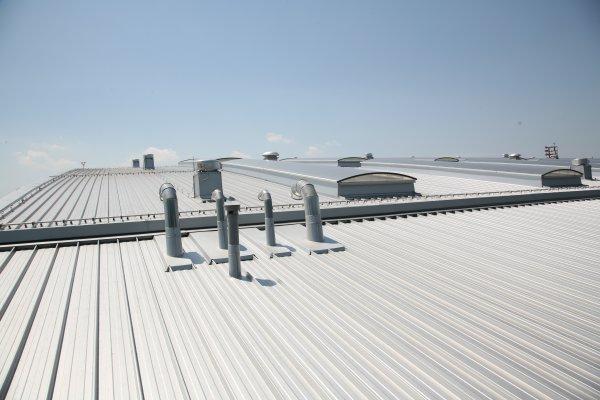 Letališče Brnik - DOMICO GBS streha