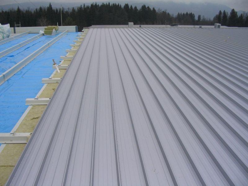 Toplotna izolacija ravne strehe